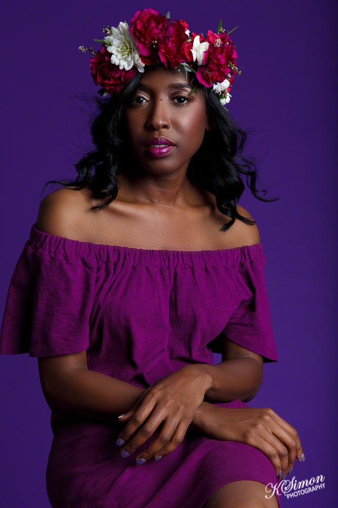 Fashion Headshot | Atlanta + Dallas Lifestyle, Fashion & Business Portrait Studio and Outdoor Photographer | ksimonphotography.com | © KSimon Photography, LLC