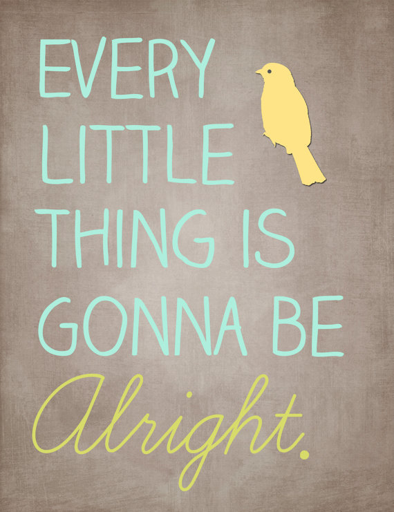 What I often remind myself of…😊   - Kimberly   #keepyourheadup #troubledoesntlastalways #thistooshallpass #motivation