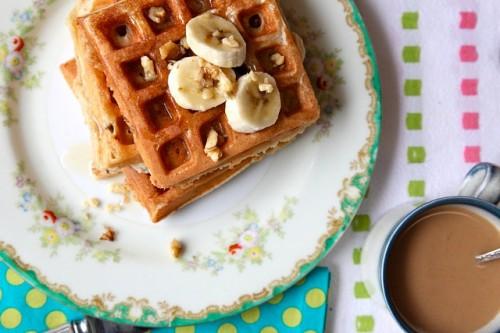 Brunch-Date-Banana-Walnut-Waffles