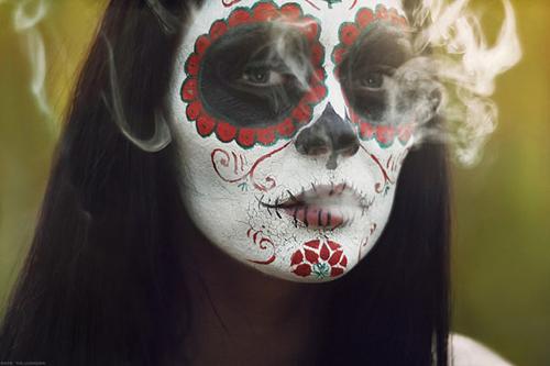 Dia-de-los-Muertos-Smoke