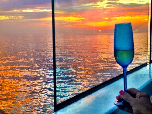 ceja-family-wine-club-cruise-caribbean-sunset