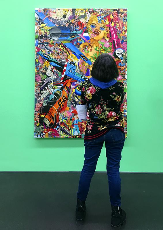 Bild: Bea Lauper / Kunstmuseum Luzern