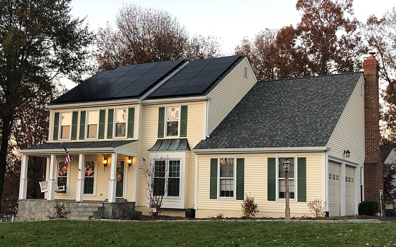 Leader in premium residential solar