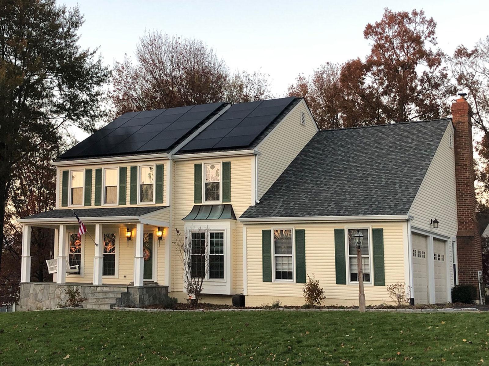 Cavu Solar, Residence, VA