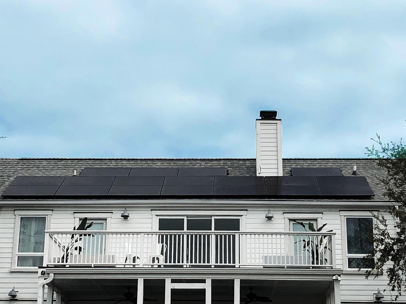 Alder Energy, Residence, NC
