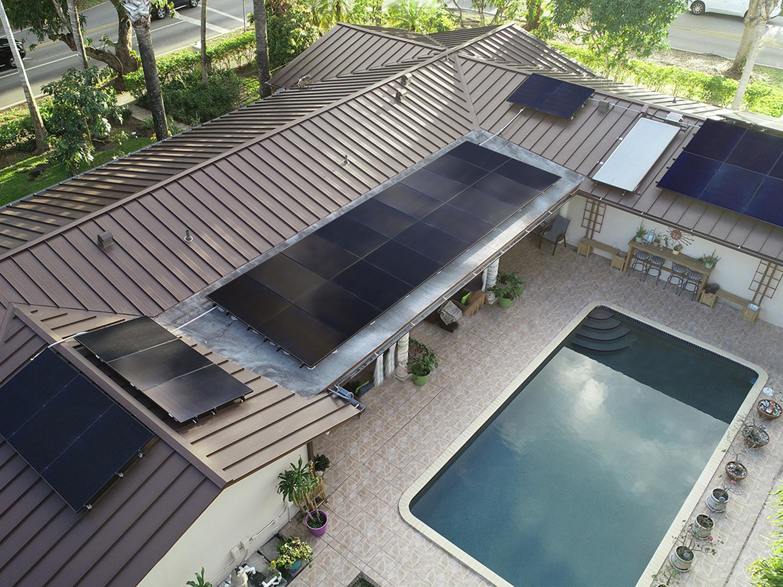 Cutler Bay Solar Solutions, Residence, FL