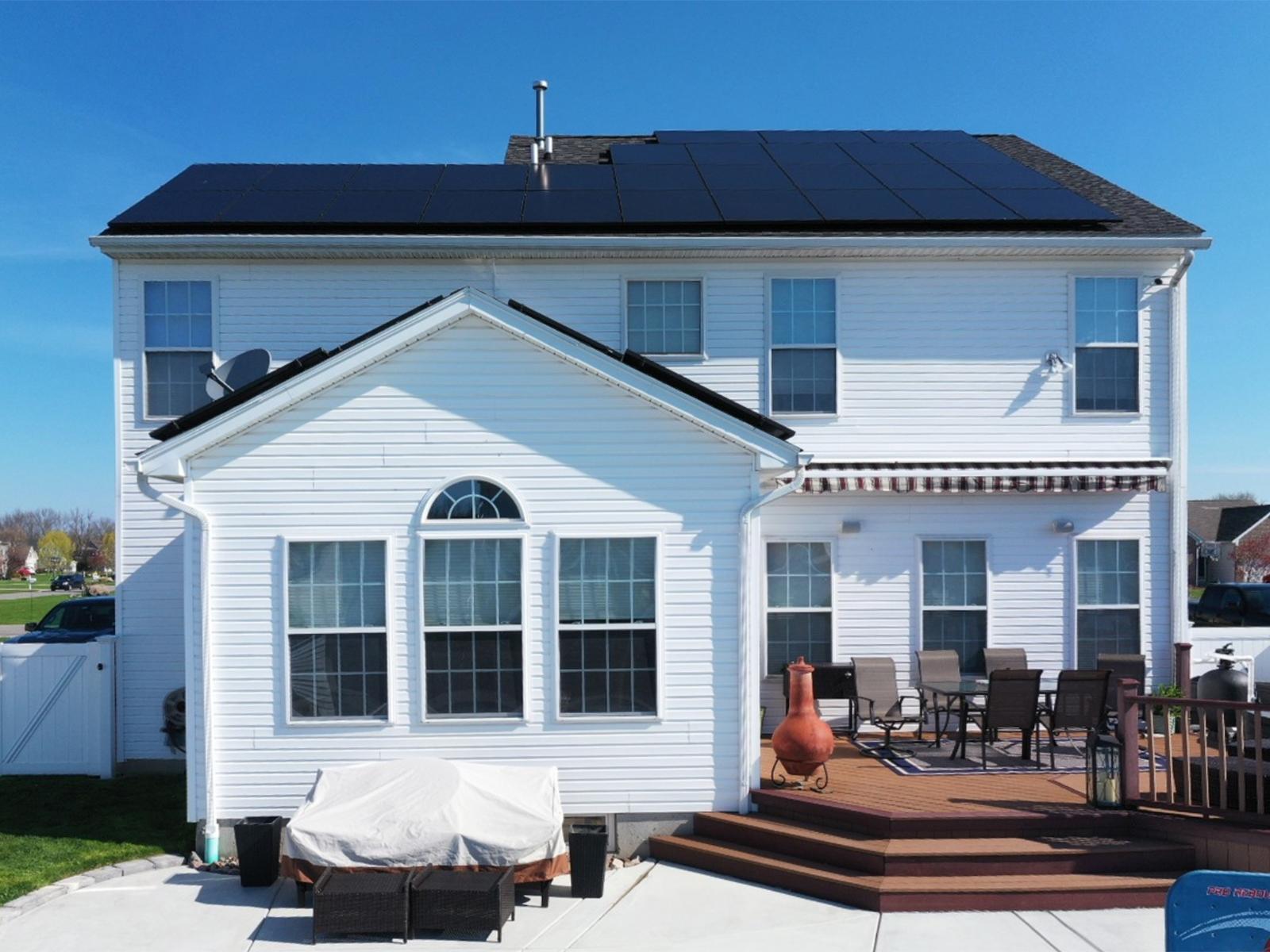 Buffalo Solar Solutions, Residence, NY