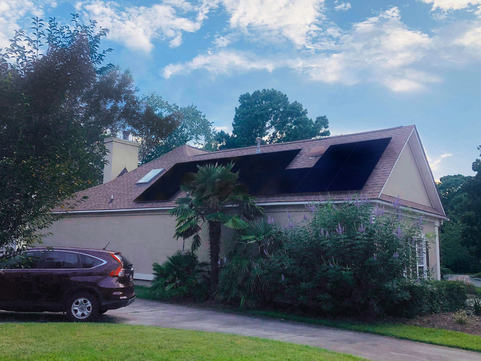 Solarize Financial, Residence, SC