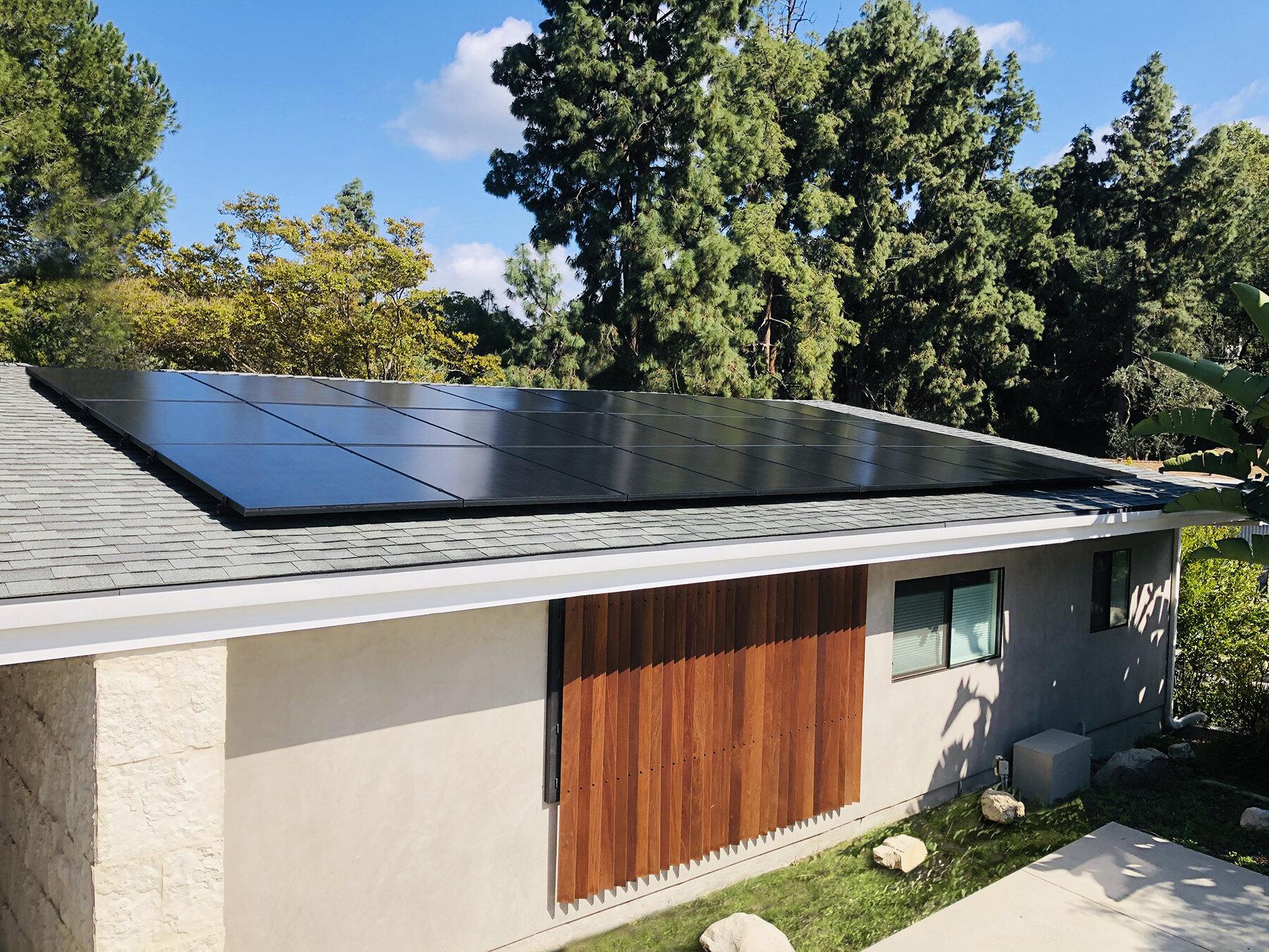Solaria High Power Solar Panels All Black Solar Panels Solar Panels For Homes