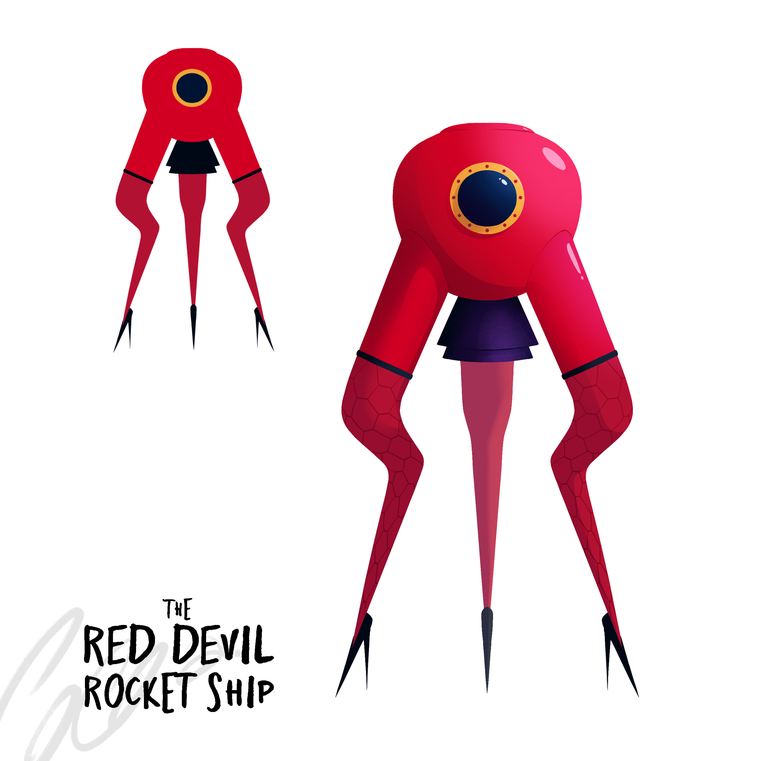 The Red Devil -