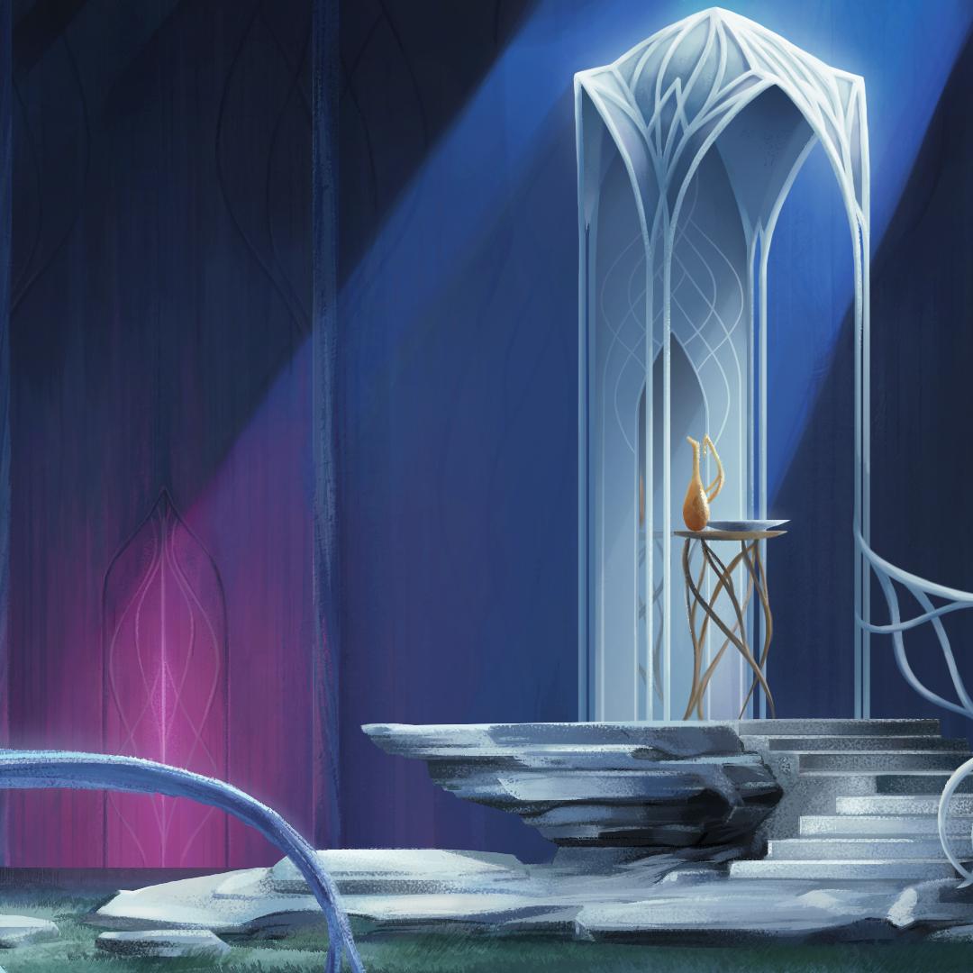 Elven Shrine -