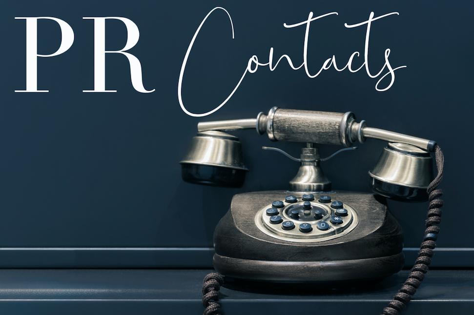 U.K. PR Contacts