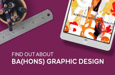 GCC Glasgow Clyde College Graphic Design School: BA(Hons) Graphic Design