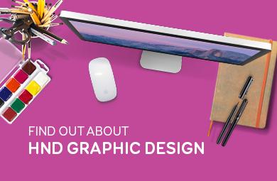 GCC Glasgow Clyde College Graphic Design School: HND Graphic Design