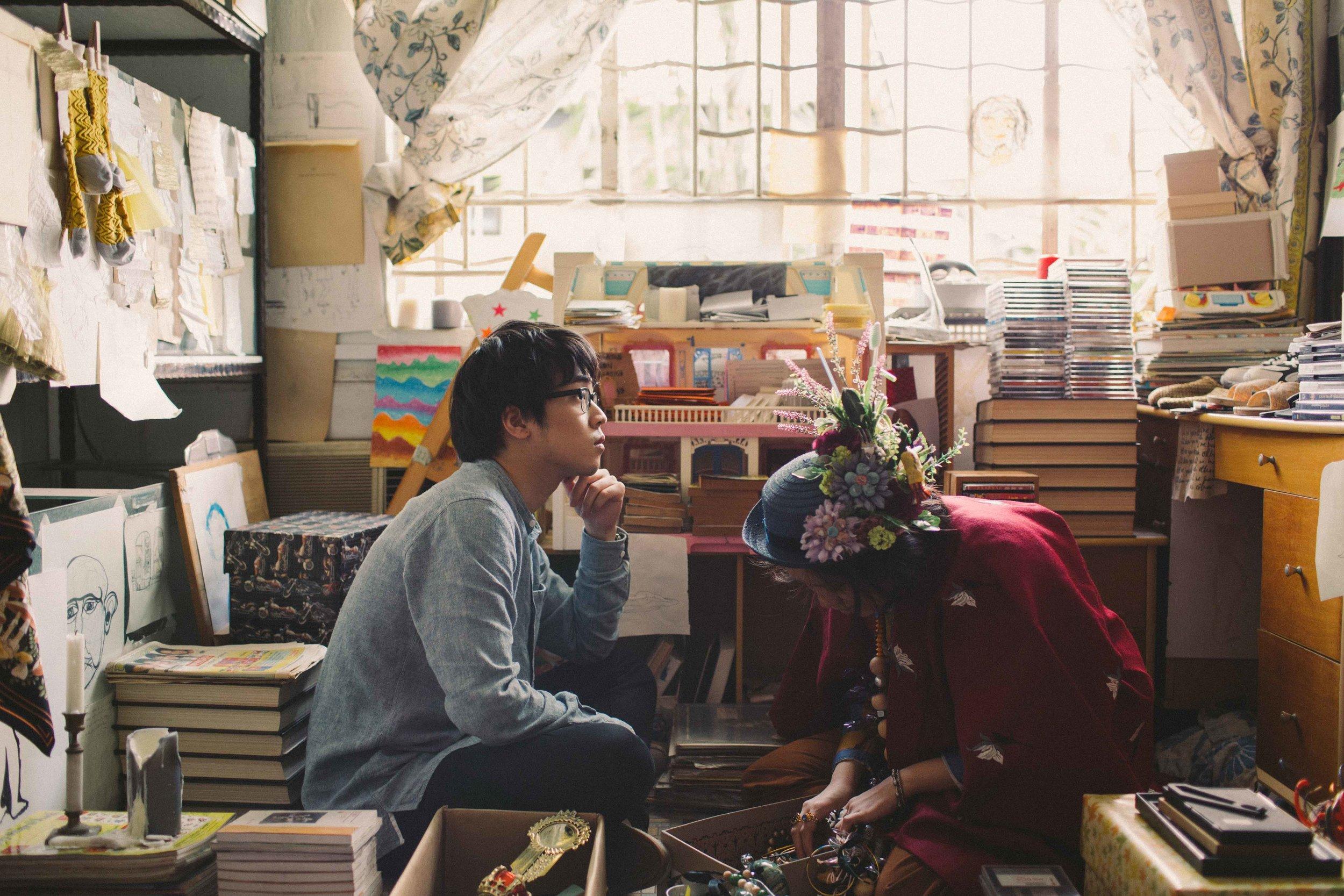 Charlie Lim - Light Breaks In | Costume Design