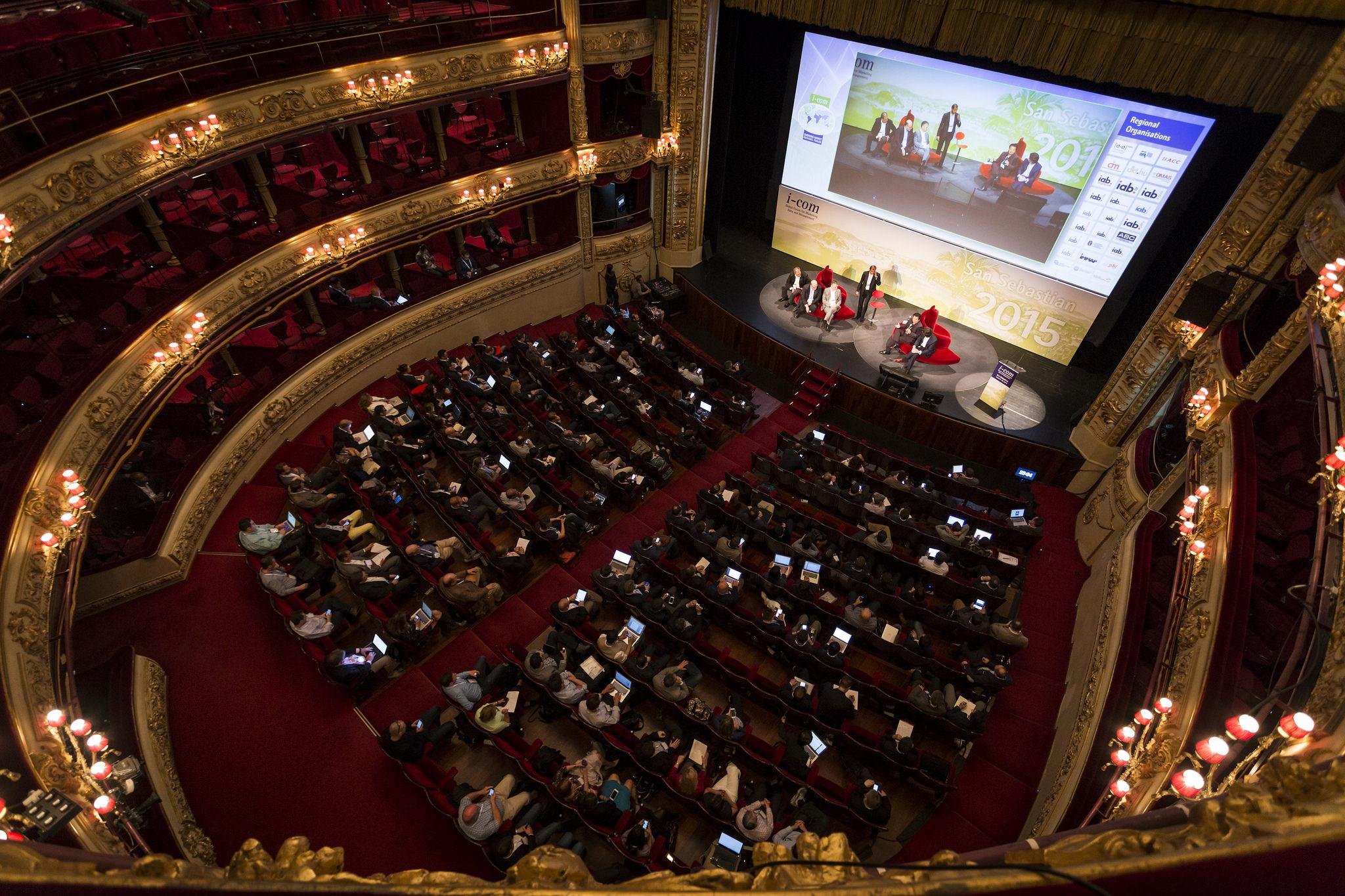 I-COM Global Summit 2015, San Sebastian