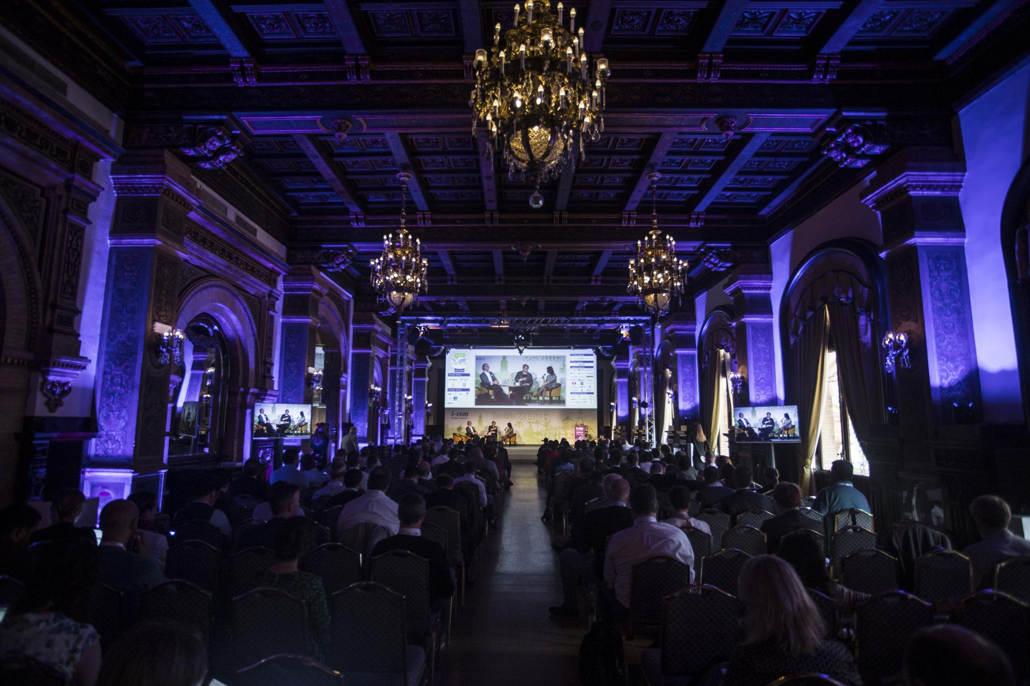 I-COM Global Summit 2016, Seville