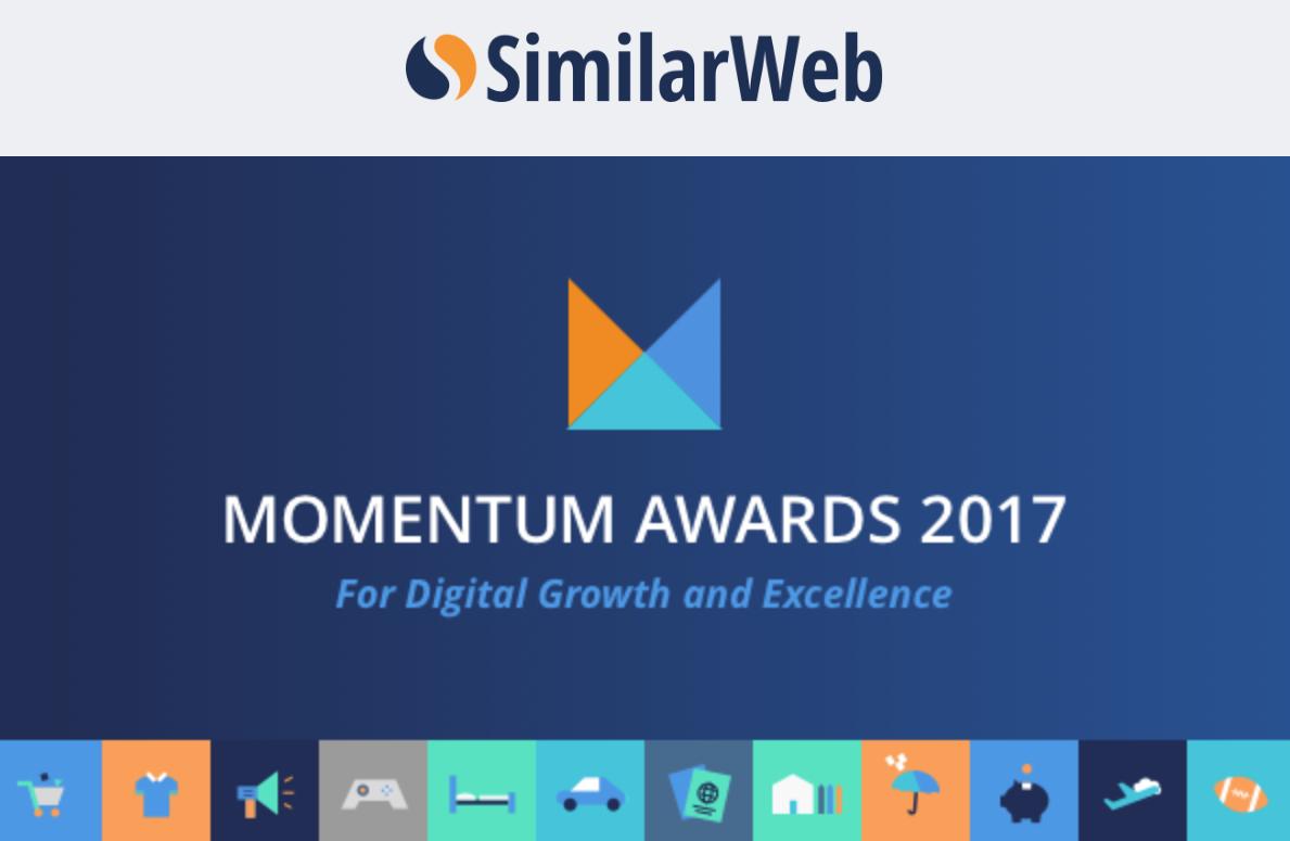 SimilarWeb Momentum Awards 2017.png