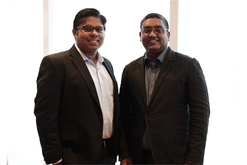 Sujith Rao and Bala Pomaleh