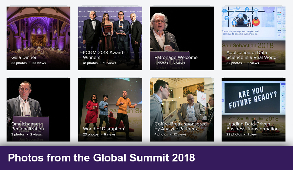 Photos from the Global Summit 2018