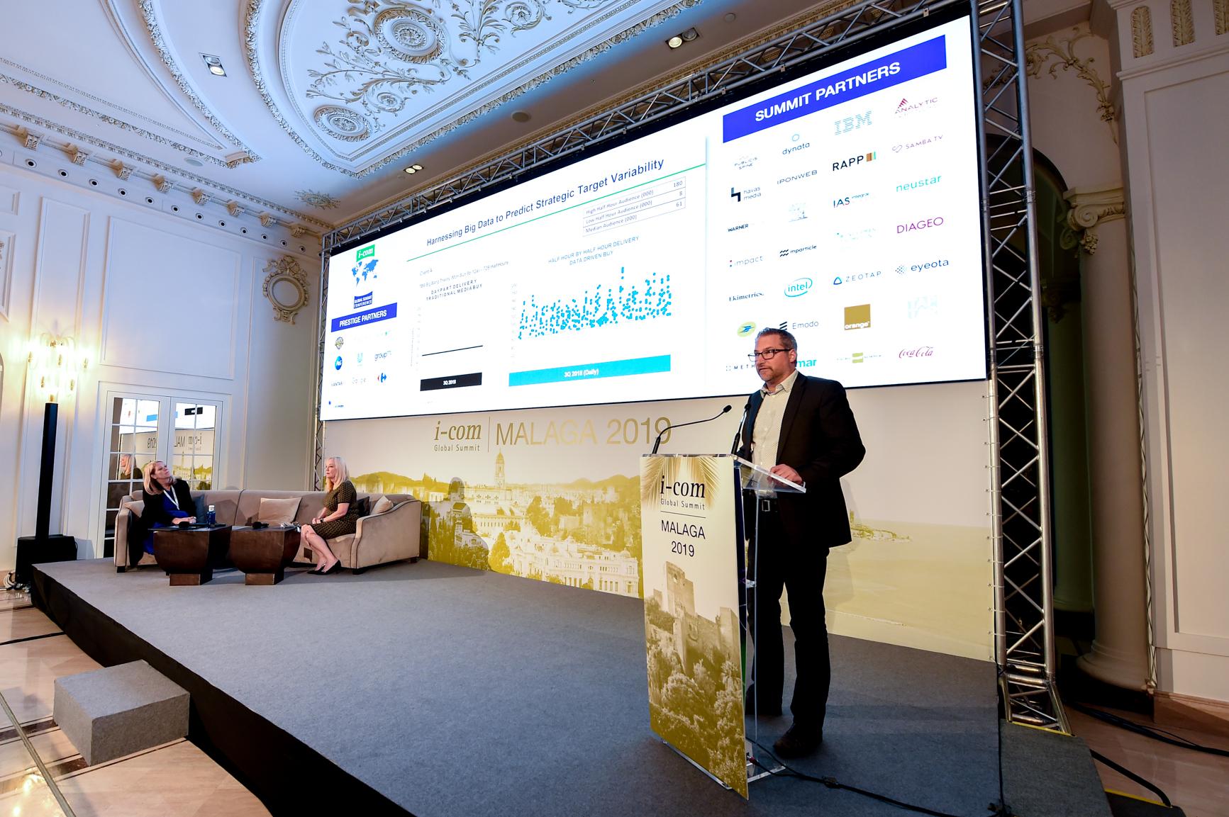 I-COM Global Summit 2019, Malaga