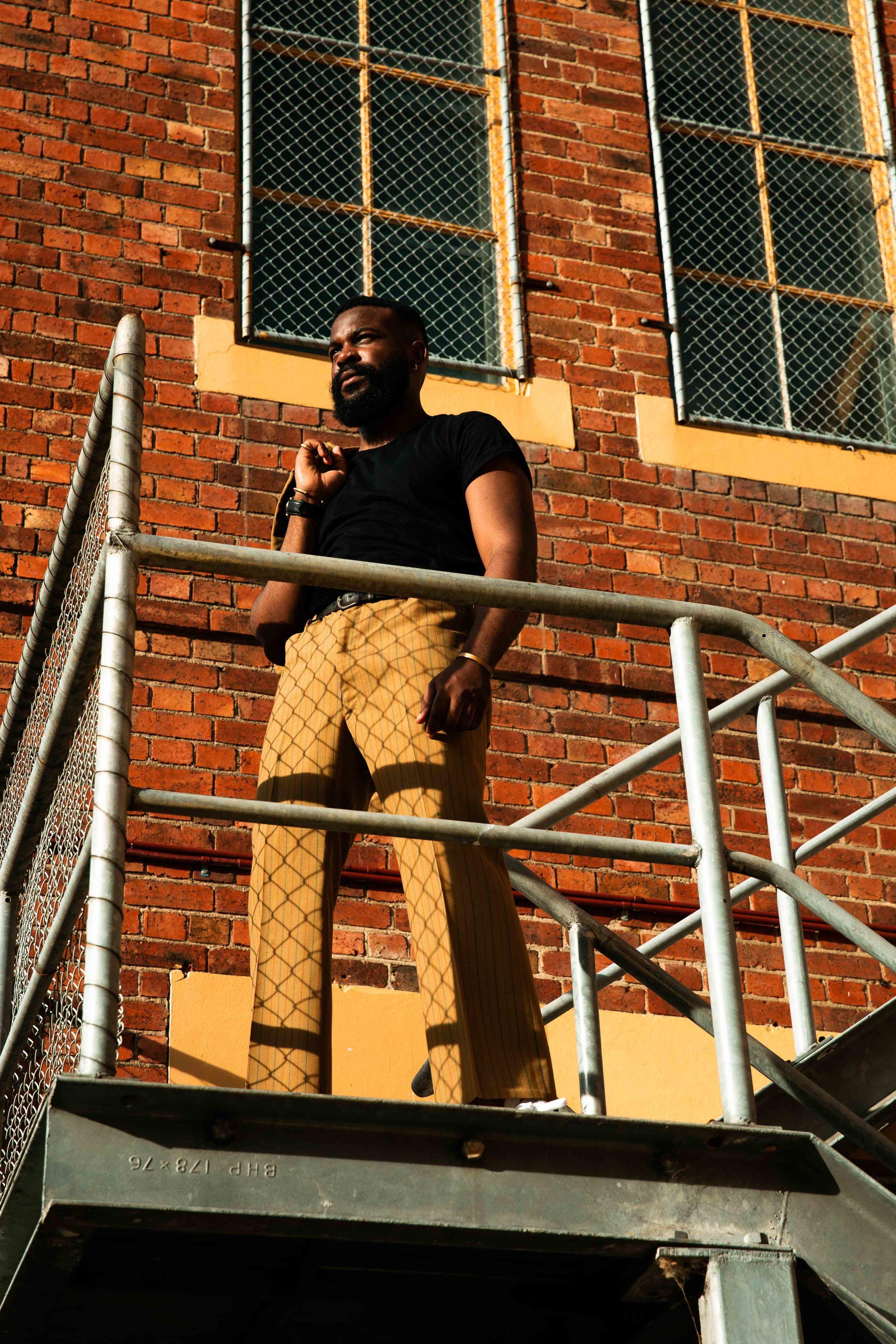 ike x ntombi - CD: Zack AhmedStyling: Ntombi Moyo