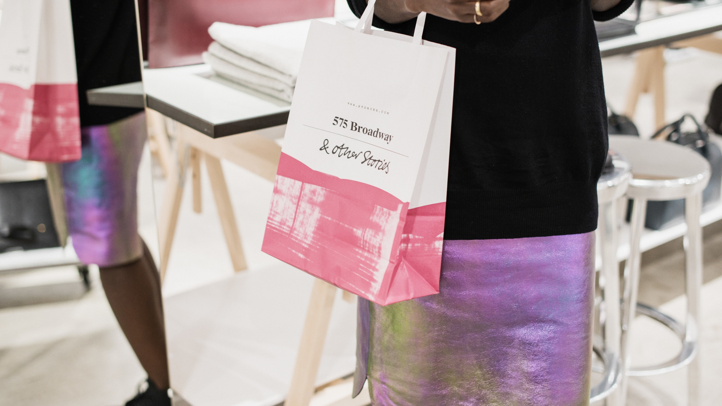 CoolBrands & Other Stories bag picture.jpg