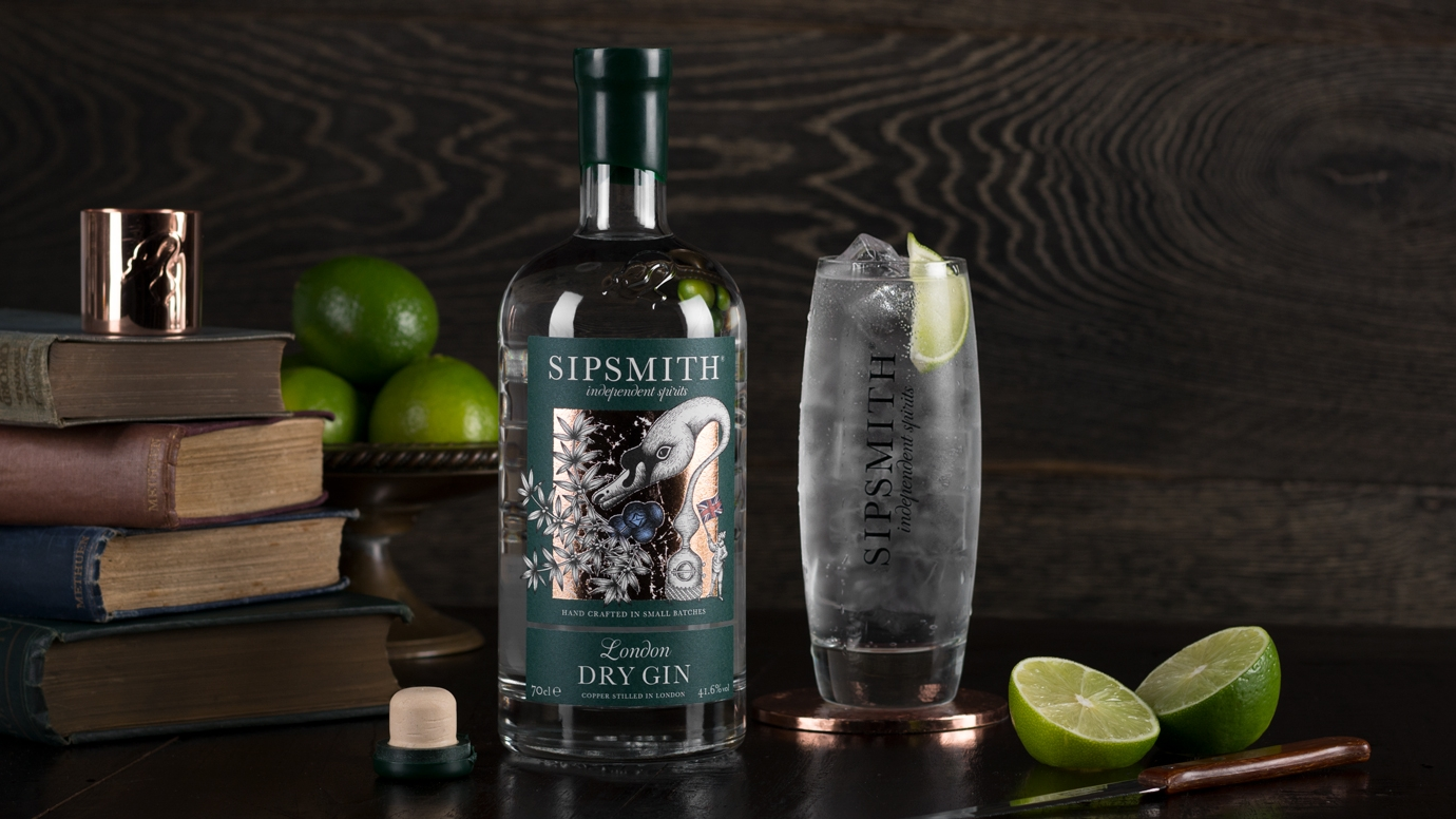Sipsmith: London Dry Gin