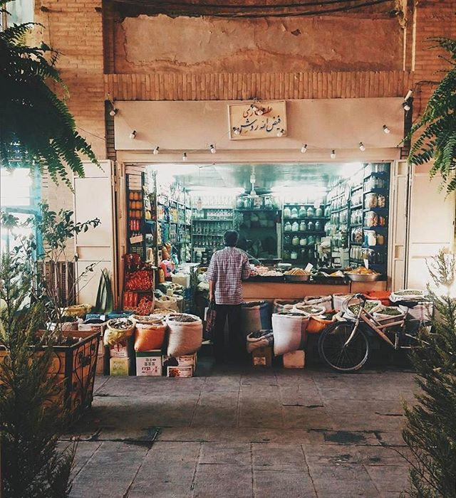 REGRAM #CoolBrand @airbnb: The steps across the street from this spice shop are a great spot for people-watching, @farzader says, especially with a cold drink and a traditional cucumber snack in hand. The distant percussion of coppersmiths hammering pots and pans into shape completes the sensory experience and exemplifies the nonstop creativity of this diverse, bustling city.  Photo cred: @farzader . . . . . .#pursuepretty #makeyousmilestyle #petitejoys #livethelittlethings #nothingisordinary #finditliveit #thegoodlife #makeithappen #theeverygirl #peoplescreative #visualcrush #bloggervibes #flashesofdelight #livecolorfully #chasinglight #lifeofadventure #thatsdarling #darlingmovement  #cool #love #style #instacool #photogram #instadaily #igers #instalike