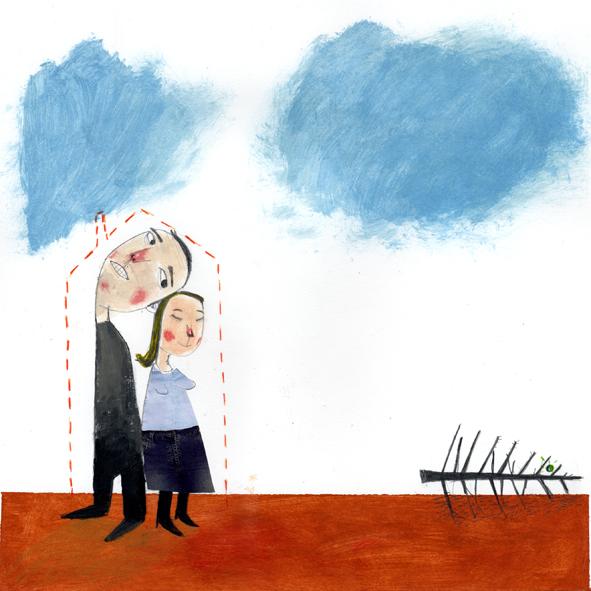 Feeling small/The psycologist column  Dagbladet SØNDAG