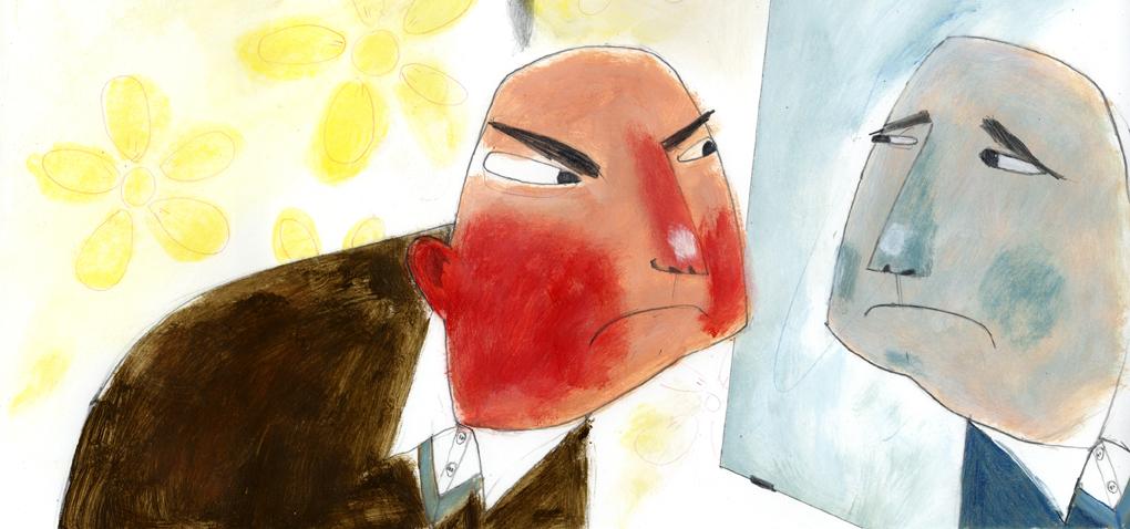 Anger/The psycologist column  Dagbladet SØNDAG