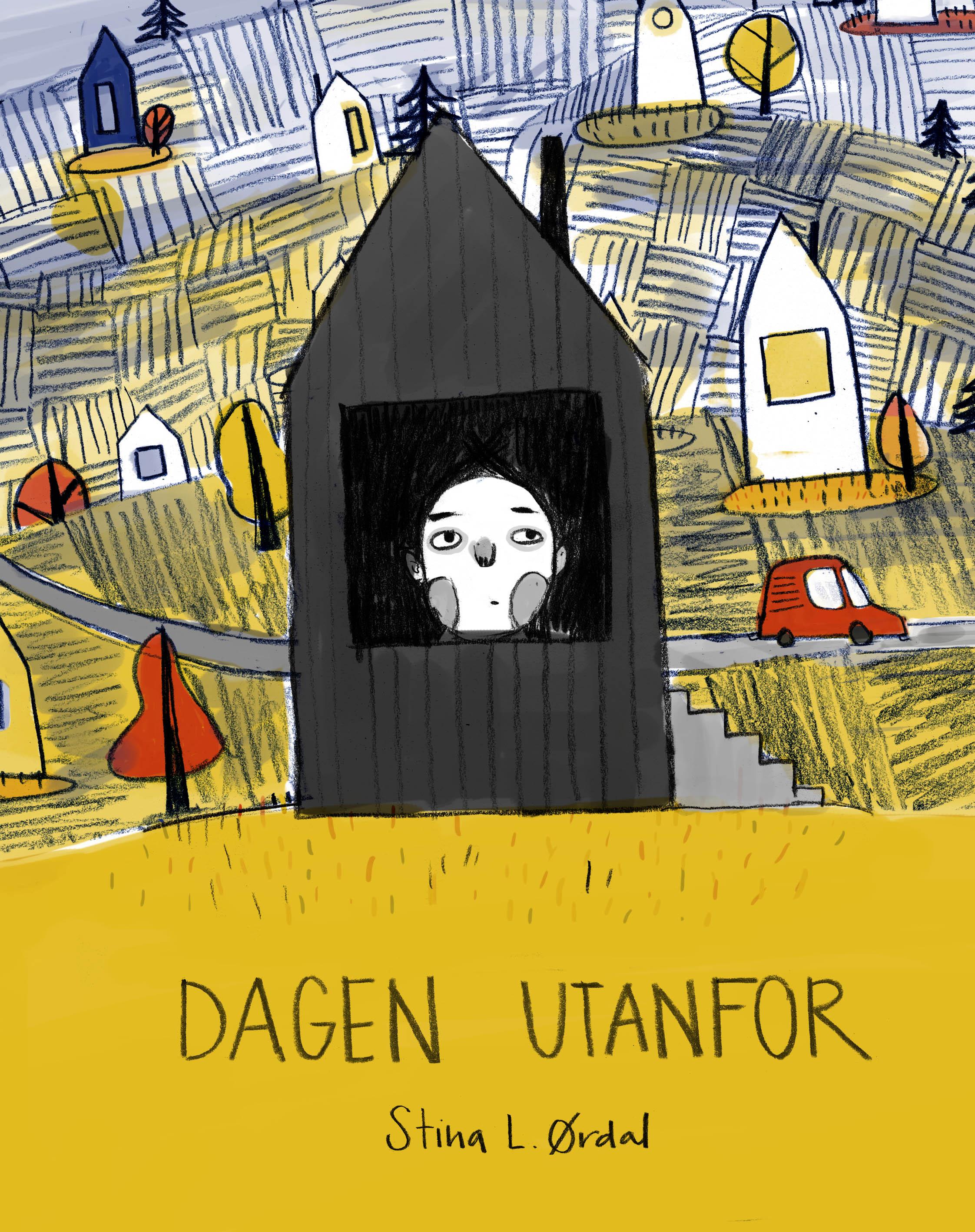 DAGEN UTANFOR/ Bildebok SKALD forlag 2017