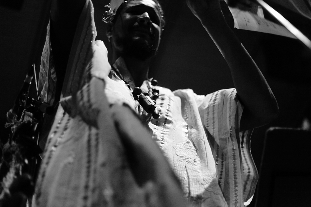 Magic Malik et sa Fanfare XP. Photo : Nikola Cindric