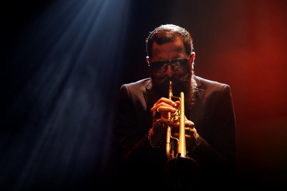 Avishai Cohen à la Philharmonie 2. Photo: Nikola Cindric