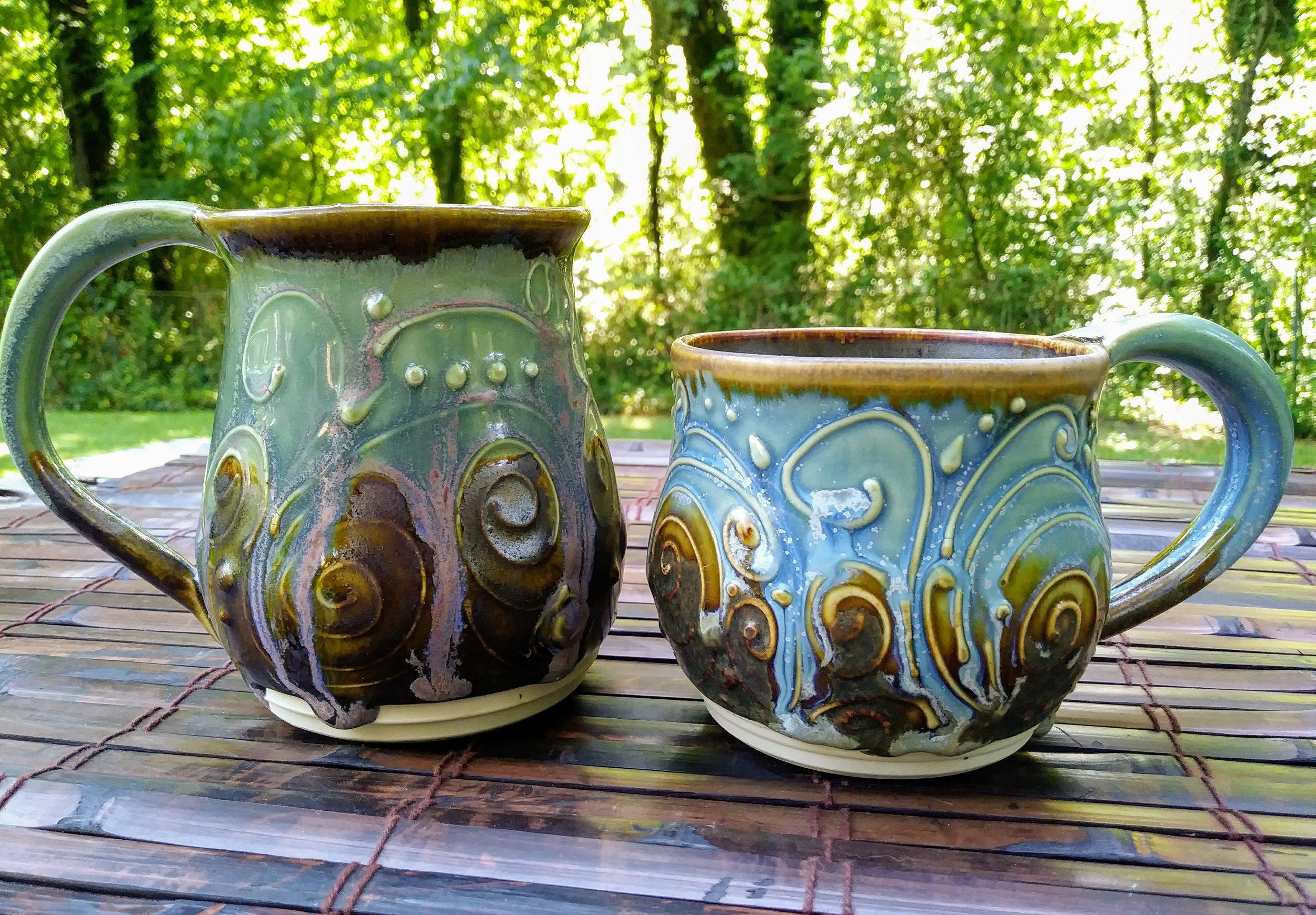 Dyel Pottery