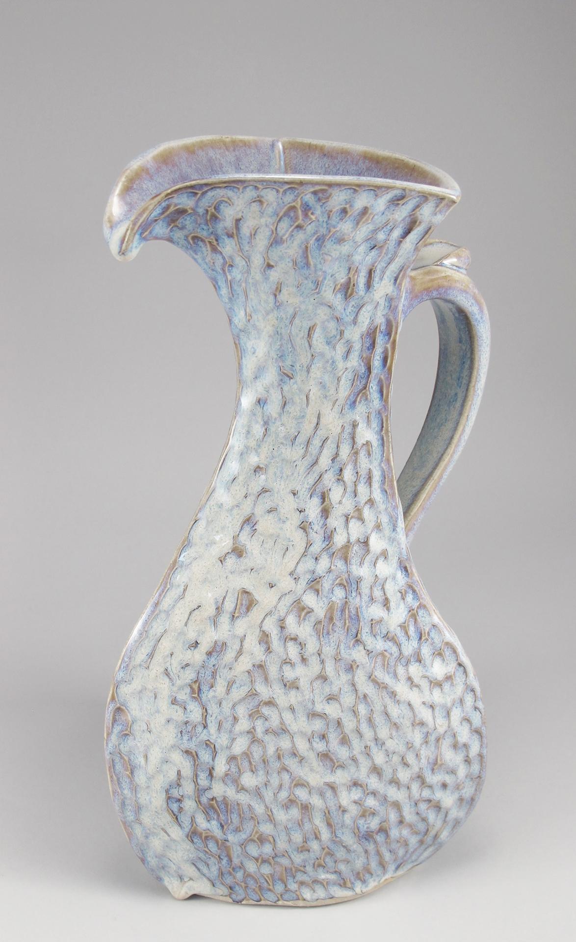 Bird Pitcher Coral by Batton Clayworks