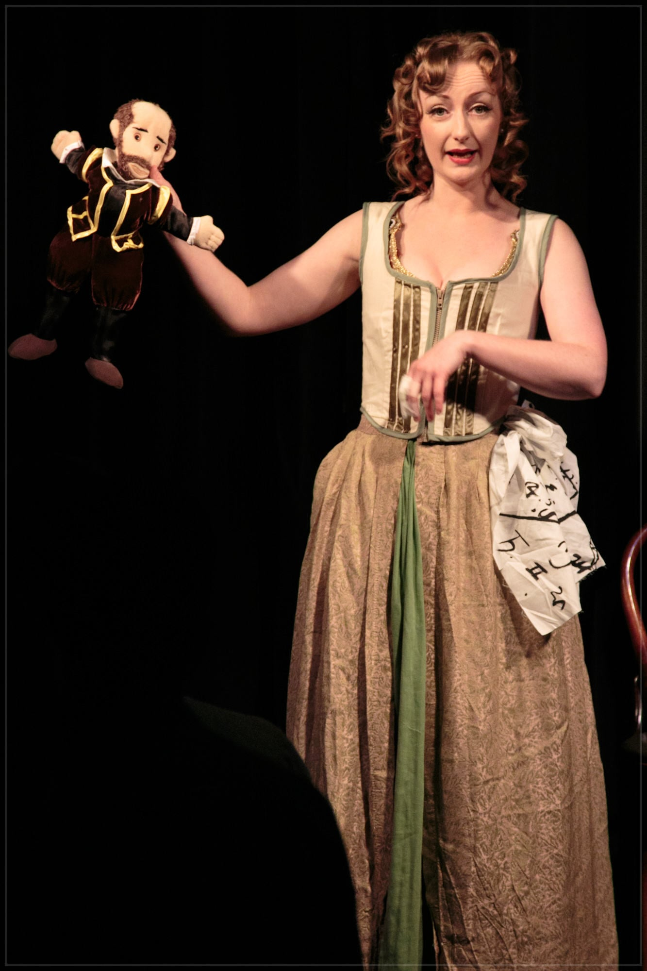 Ginger Blush - Nell Gwynn's History Laid Bare 019.jpg