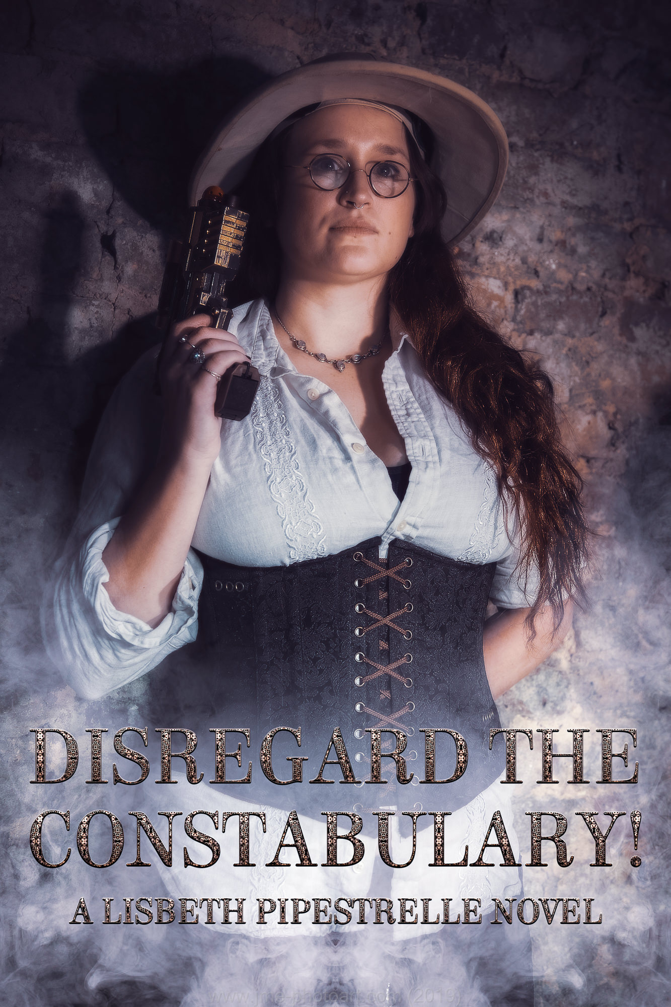 'Disregard the constabulary!' - Model: Lisbeth Pipestrelle  December 2018