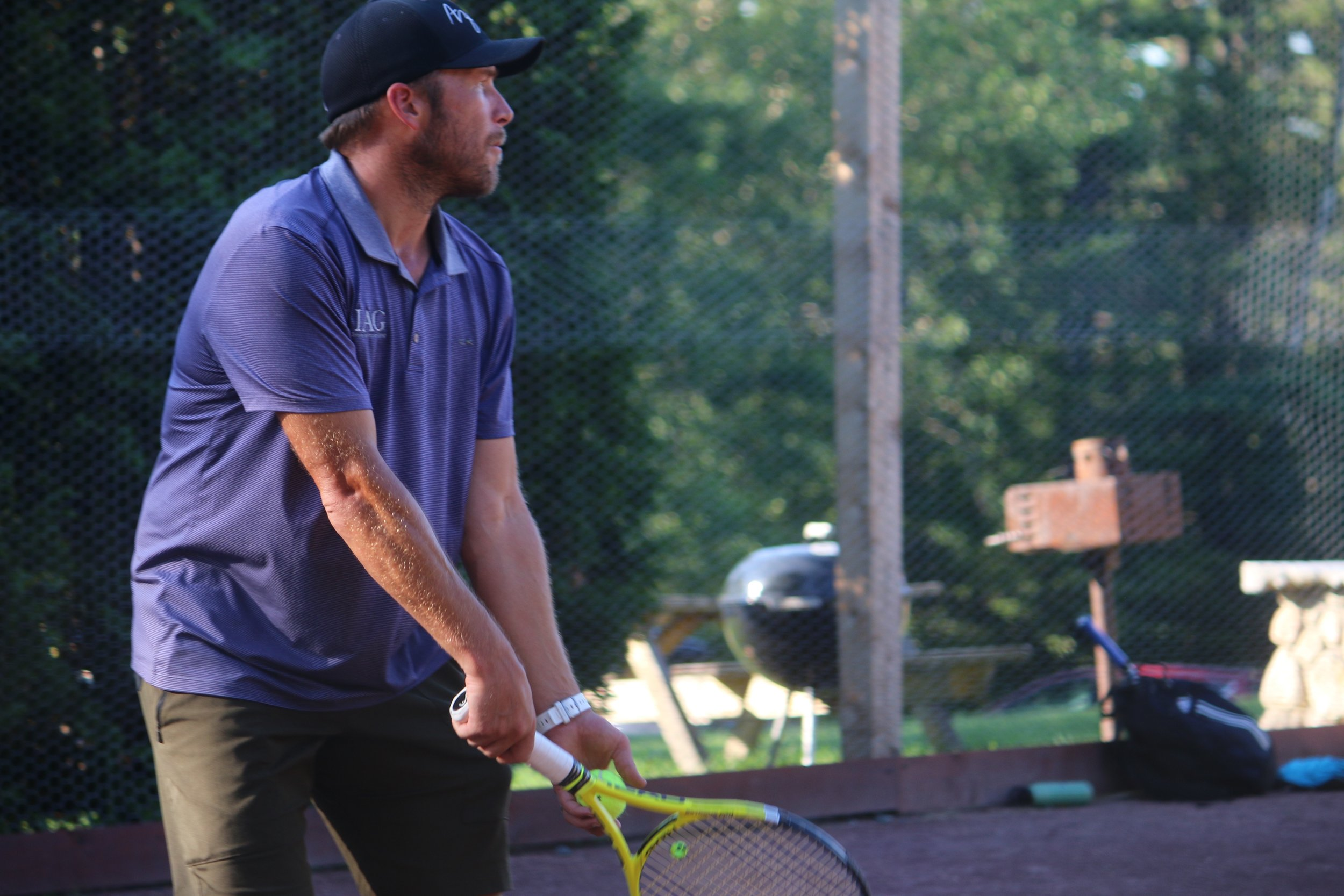Tennis Classic Charity event - With 11 clay courts at Tamarack Tennis Camp plus amazing food by Chef Joe, this is a wonderful night with friends and family.