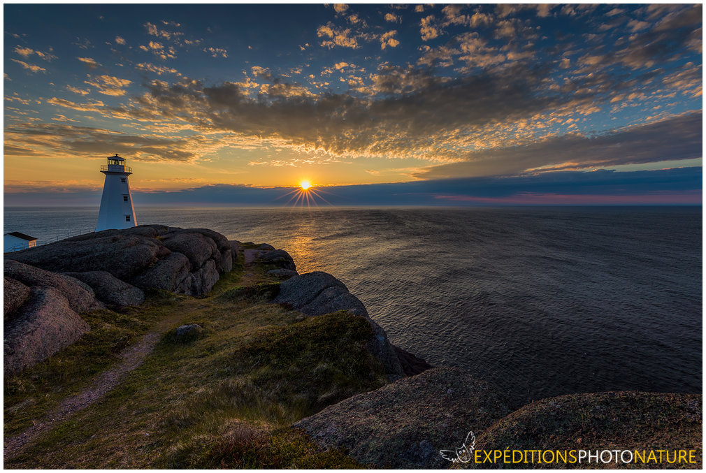 Cape Spear, le point le plus à l'est du Canada - Crédit photo: Pierre Giard