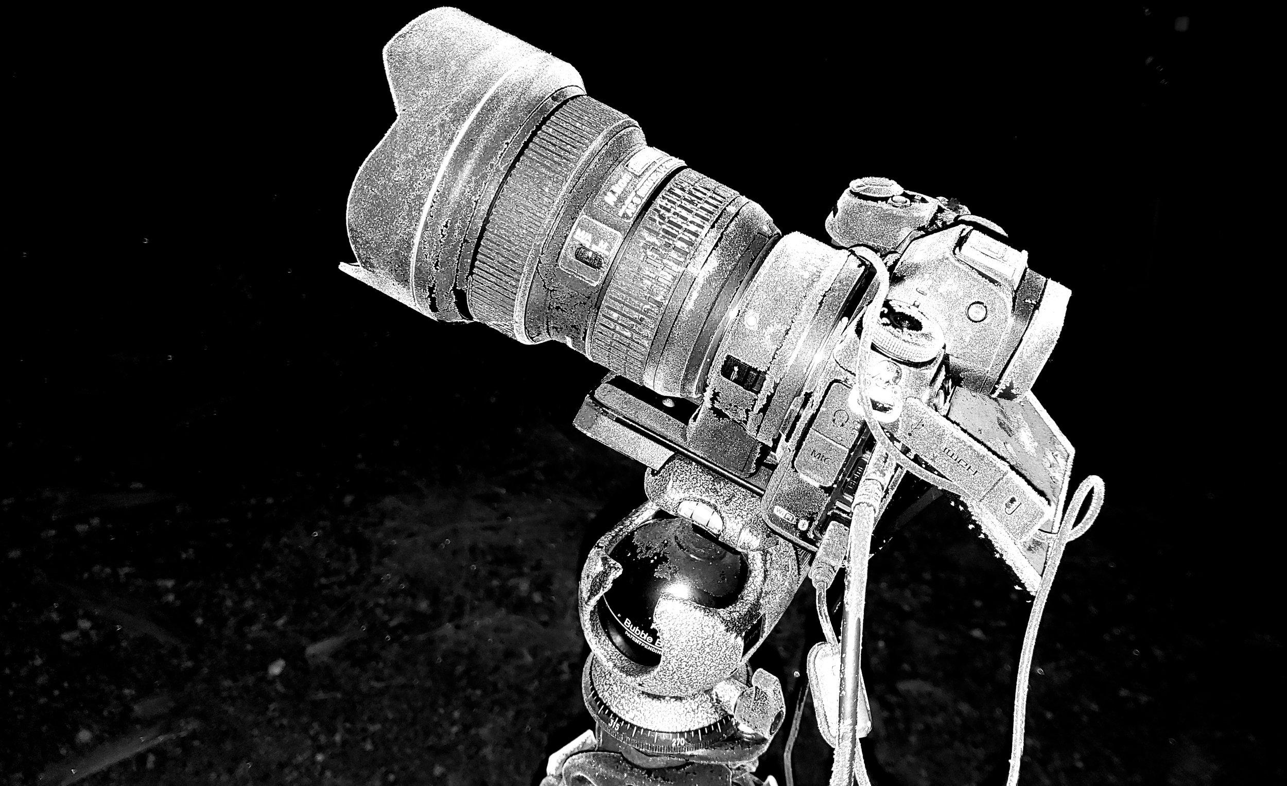 Le courageux Nikon Z7 vainqueur des éléments