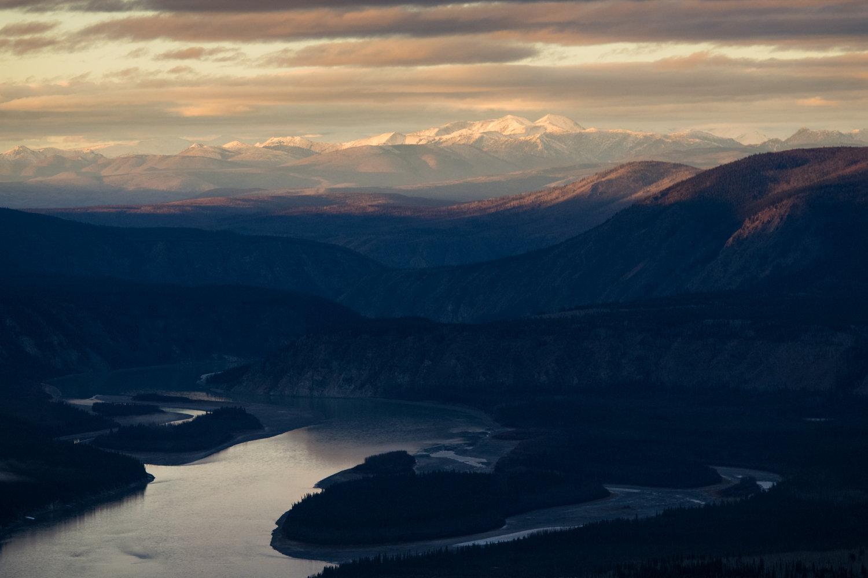 La rivière Yukon