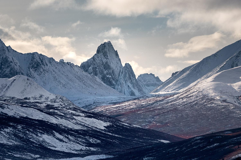 la Patagonie du Nord; le Parc Territorial Tombstone