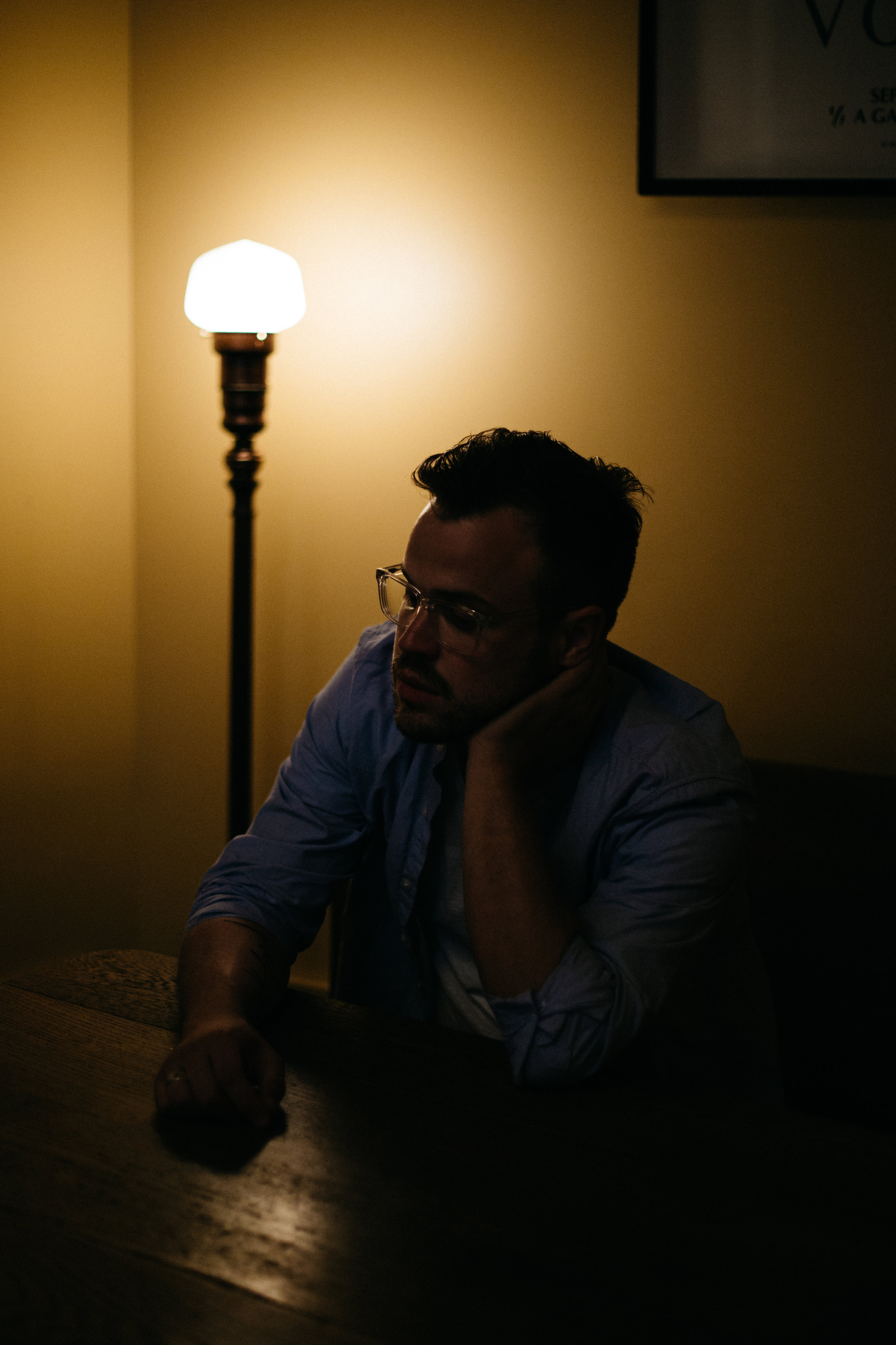 Ian Mahan Light Shot