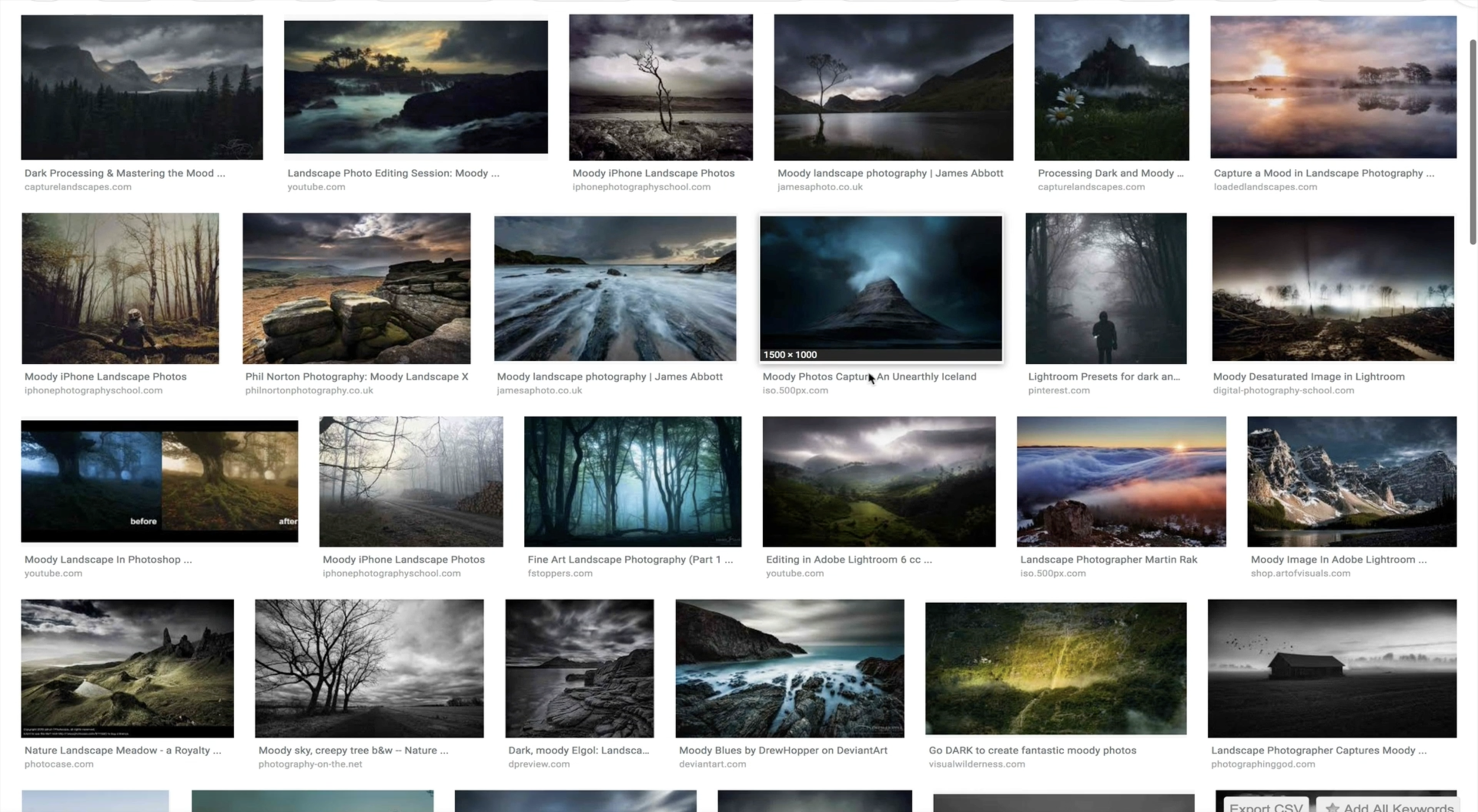6 Lightroom Tips to Create Moody Landscape Photos 01