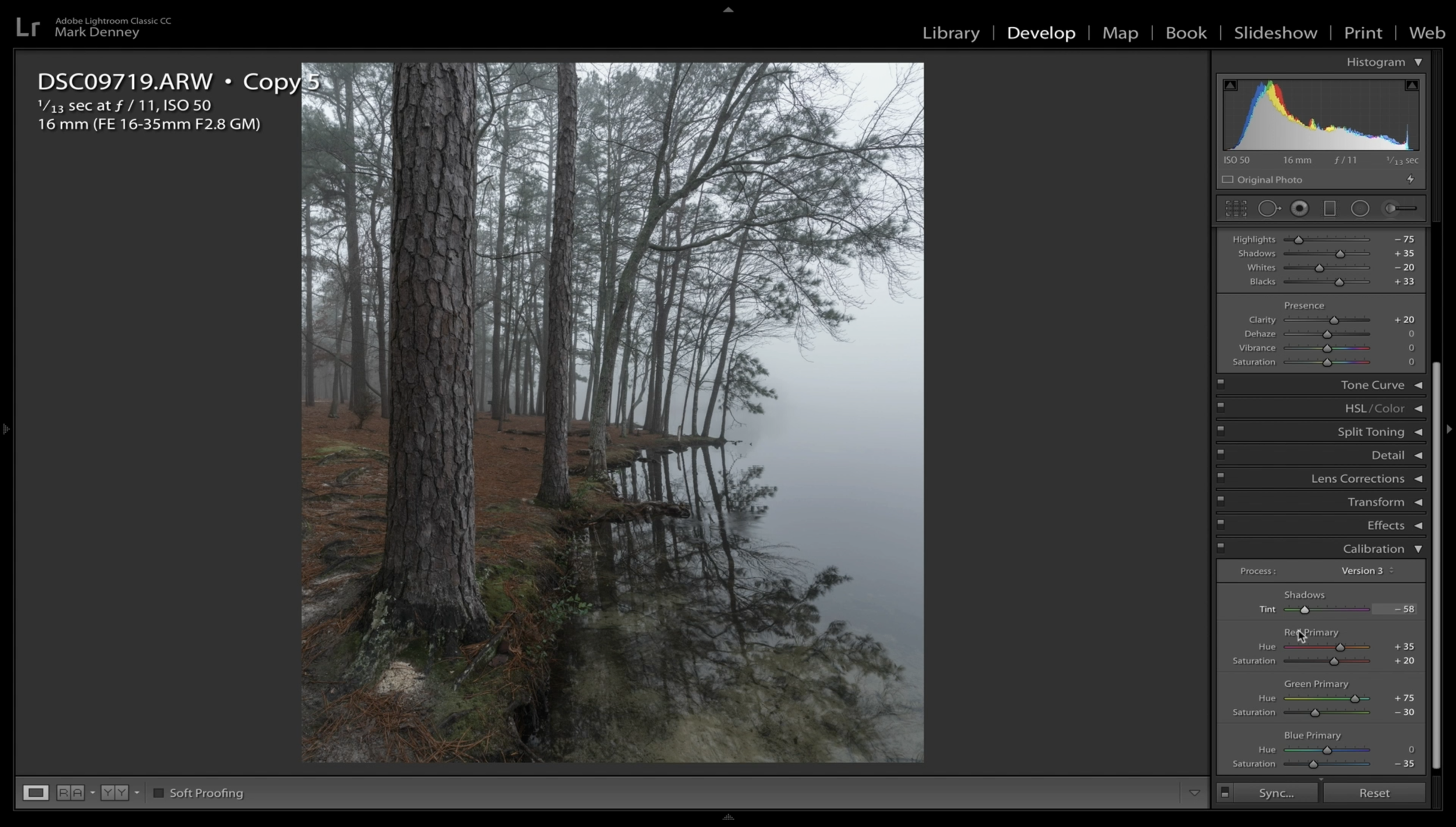 6 Lightroom Tips to Create Moody Landscape Photos 02