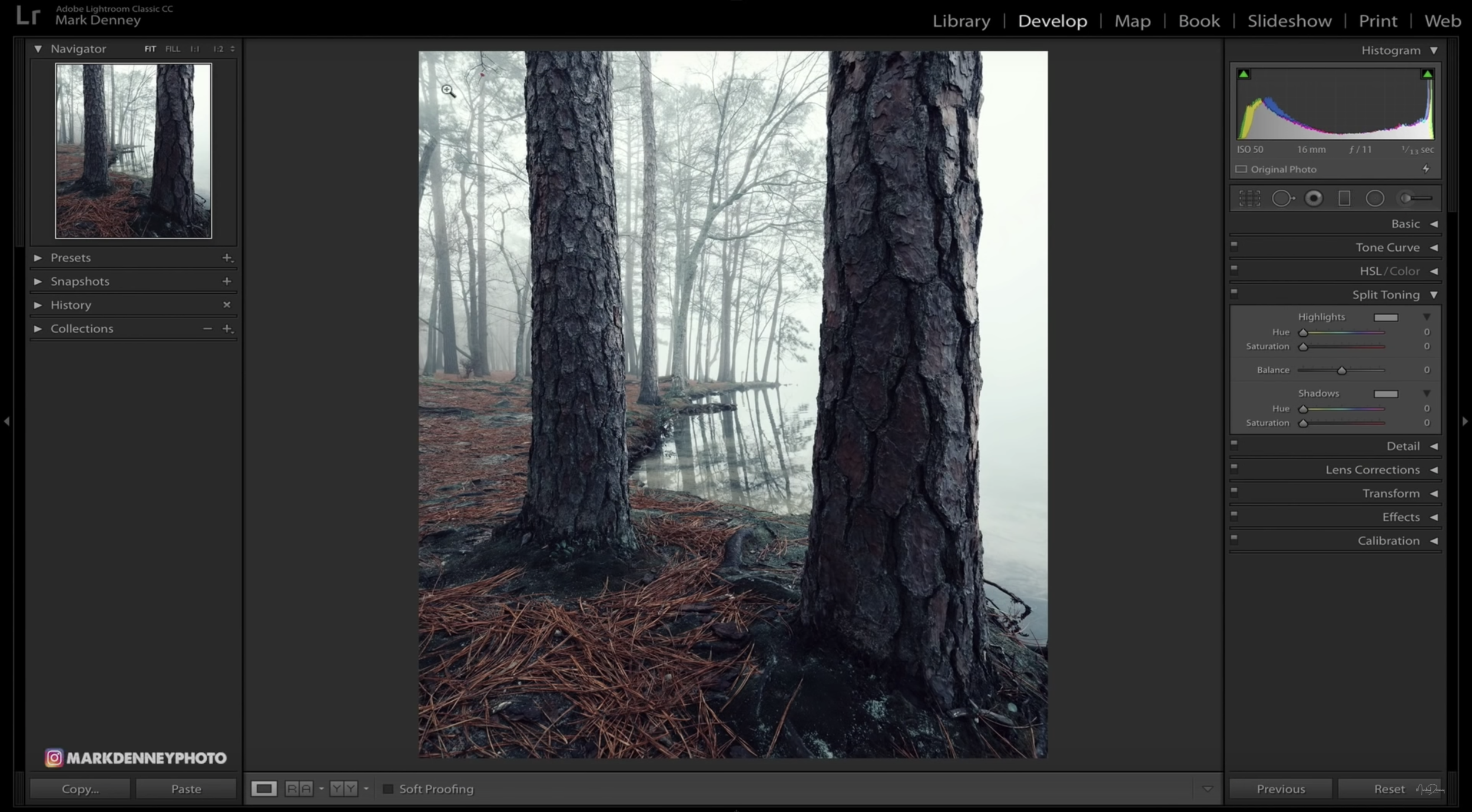 Find Your Creative Style With Split Toning Lightroom Tutorial 03