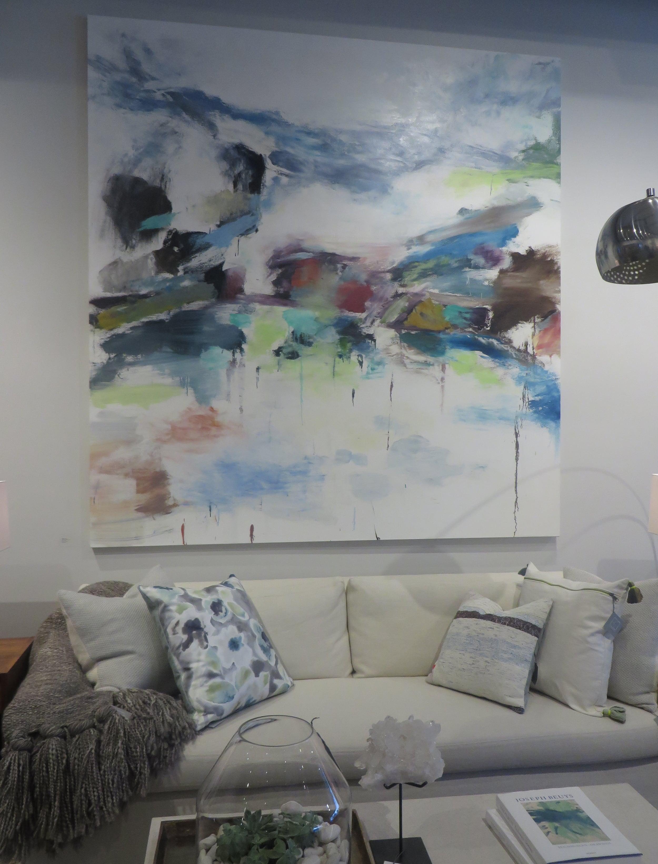 Pacific Coast, 2011, Elizabeth Dow Home, EH