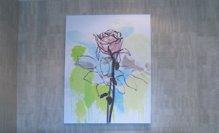 Rose, 2010, Private Residence