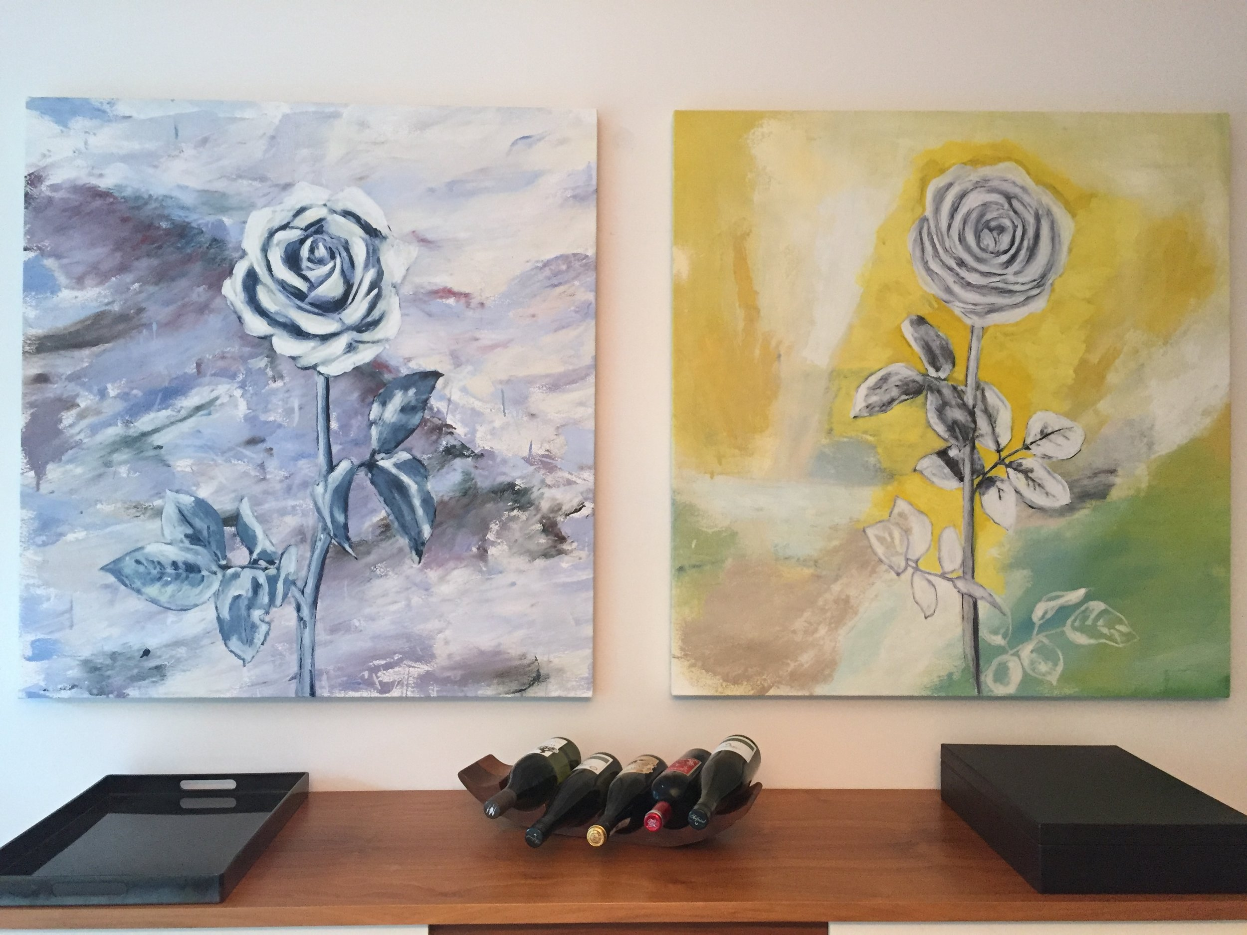 Two Roses, 2011